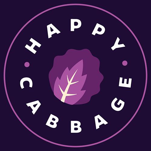 Happy Cabbage Farms Logo